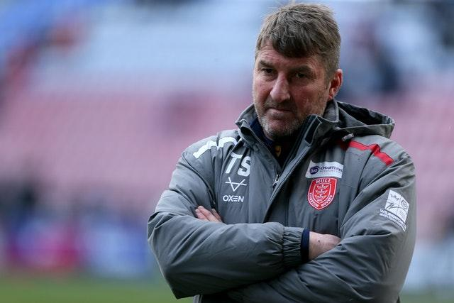 Hull KR coach Tony Smith has revealed the game against Salford was almost called off