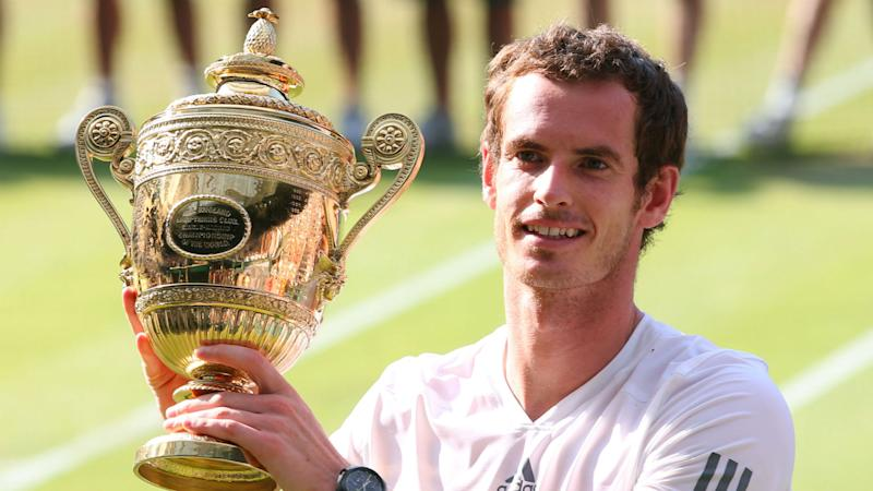 Wimbledon planning statue for retiring Murray