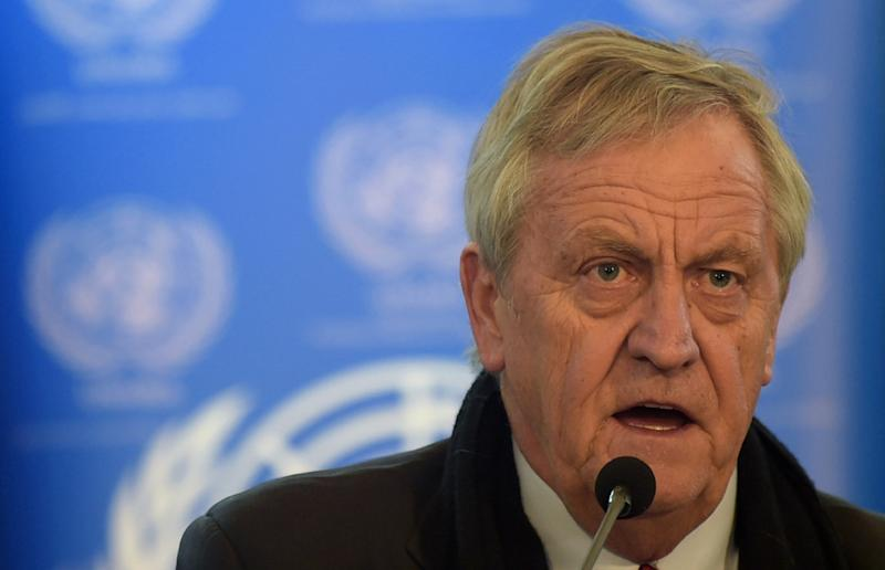 UN envoy Nicholas Haysom will work with the African Union to mediate an end to the crisis in Sudan