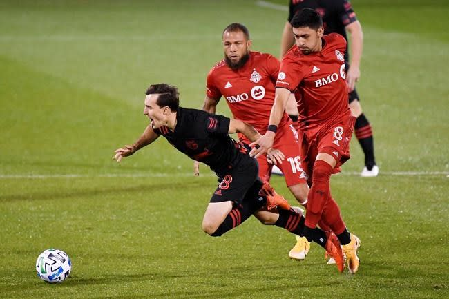Toronto FC looks to end gruelling five-game run with a win over Atlanta United