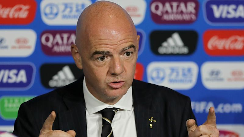 Infantino insists Lauber meeting was legitimate, vows to co-operate with Swiss investigation