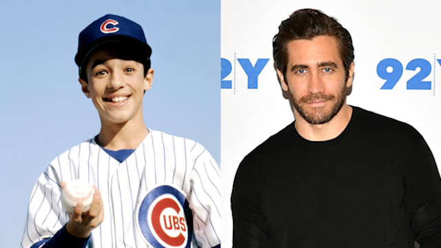 Jake Gyllenhaal was initially offered the starring role in <em>Rookie of the Year</em> but turned it down to pursue more serious roles. Instead, <span>Thomas Ian Nicholas, left, got the role. (Photo: Everett Collection/Getty Images).</span>