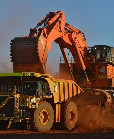 $1.7b hole as ore price dives