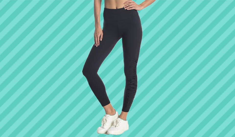 These leggings will certainly make a cool cat out of you. (Photo: Nordstrom Rack)