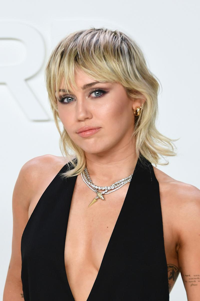 "Miley's previously said her divorce ""f****** sucked"" while appearing on the Joe Rogan Experience podcast. Photo: Getty"