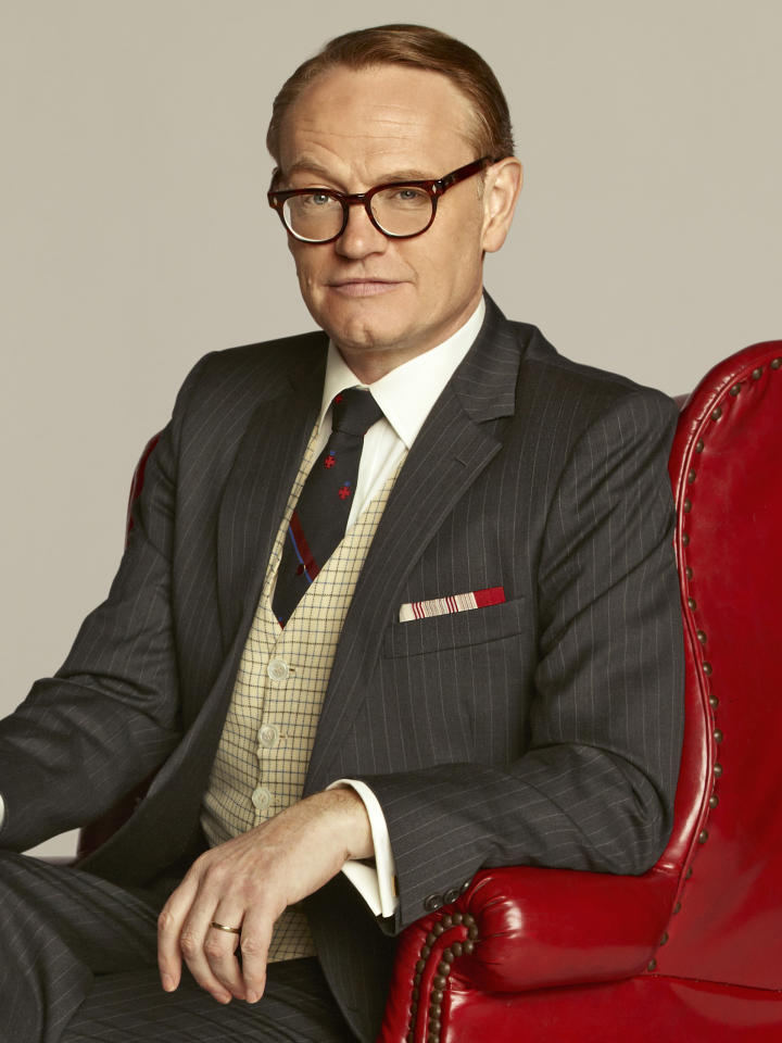 Lane Pryce (Jared Harris) - Mad Men - Season 5 - Gallery - Photo Credit: Frank Ockenfels/AMC