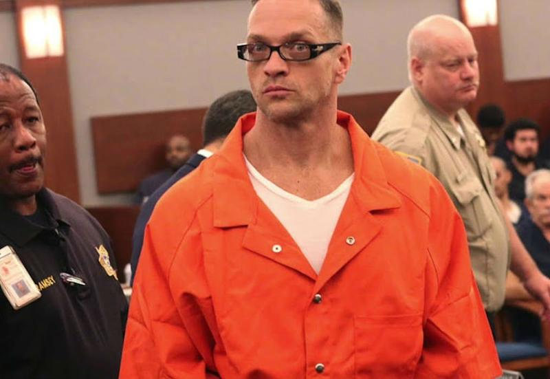 Dozier was sentenced to die for robbing, killing and dismembering 22-year-old Jeremiah Miller at a Las Vegas motel in 2002: Las Vegas Review-Journal