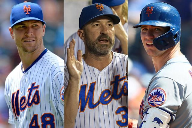 Mets have chance to make awards history