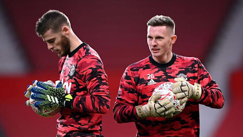 De Gea perdeu sua titularidade absoluta nos Red Devils.   Laurence Griffiths/Getty Images