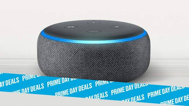 Photo Illustration by Elizabeth Brockway/The Daily Beast * Echo Dot (3rd Gen), $22 (57% off). * Control music, lights, and more with your voice, also comes with six months of Amazon Music free. * Shop the rest of our other Prime Day deal picks here. Not a Prime member yet? Sign up here.It's never been easier to bring your home up-to-date when it comes to smart home devices. And right now, Amazon is giving you the chance to add even more connectivity by marking down the Echo Dot to just $22. That's the lowest price it's ever been, and you can even get it with six months of Amazon Music for free. Add one to your bathroom for in-shower singalongs or to your bedroom so you'll never have to turn over to turn off a light.| Get it on Amazon >Let Scouted guide you to the best Prime Day deals. Shop Here >Scouted is internet shopping with a pulse. Follow us on Twitter and sign up for our newsletter for even more recommendations and exclusive content. Please note that if you buy something featured in one of our posts, The Daily Beast may collect a share of sales.Read more at The Daily Beast.Get our top stories in your inbox every day. Sign up now!Daily Beast Membership: Beast Inside goes deeper on the stories that matter to you. Learn more.