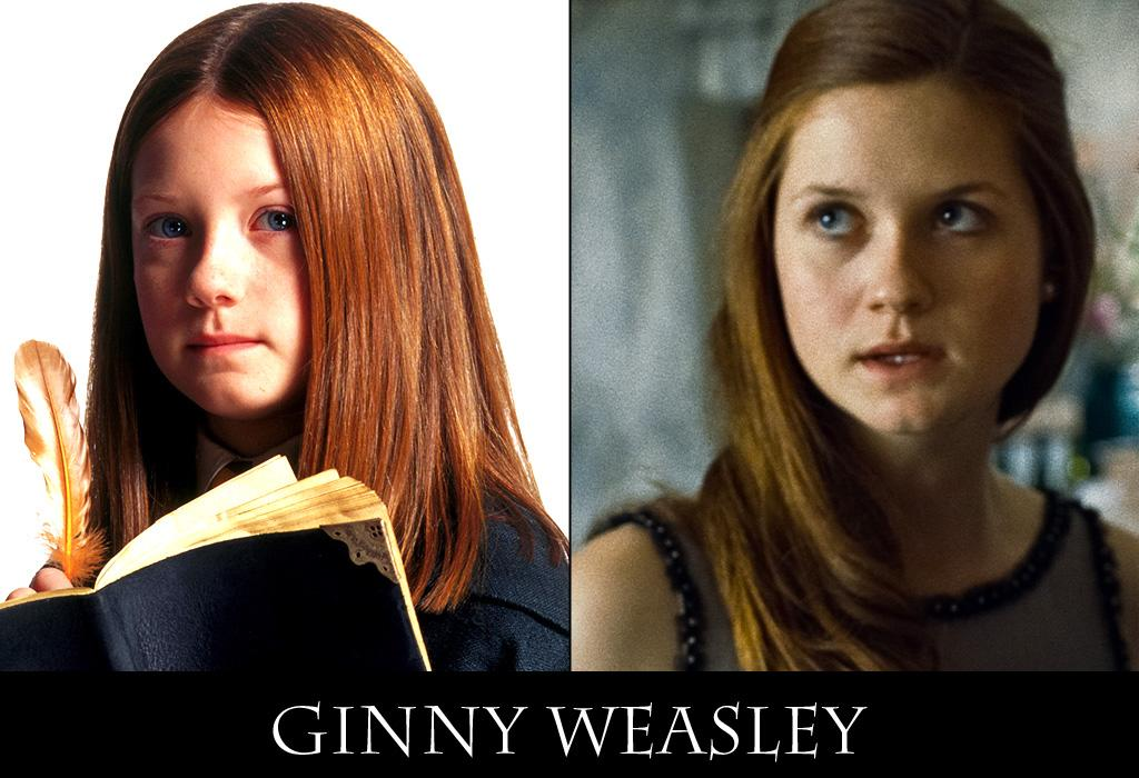 "ACTOR: <a href=""http://movies.yahoo.com/movie/contributor/1808408966"">Bonnie Wright</a>  BIRTH DATE: 2/17/1991  BIRTH PLACE: London, England  NOTES: Bonnie auditioned for the part of Ginny Weasley because her brother thought she was like the character."