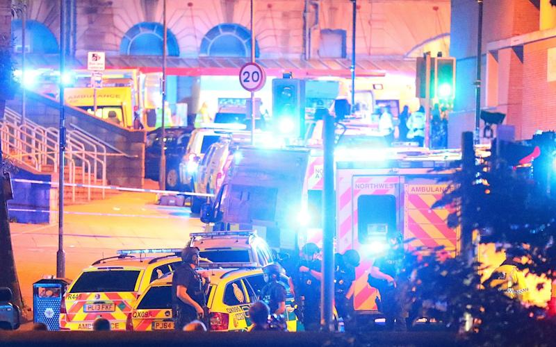 The huge emergency response to the Manchester attack - Credit: James Clarke