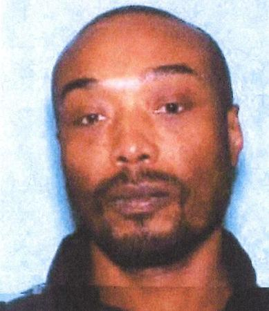 James Quill Cockerham, 50, wanted in connection with a homicide of a 26-year-old female victim in Detroit, Michigan, U.S., is shown in this photo released May 17, 2019.  Detroit Police Department/Handout via REUTERS