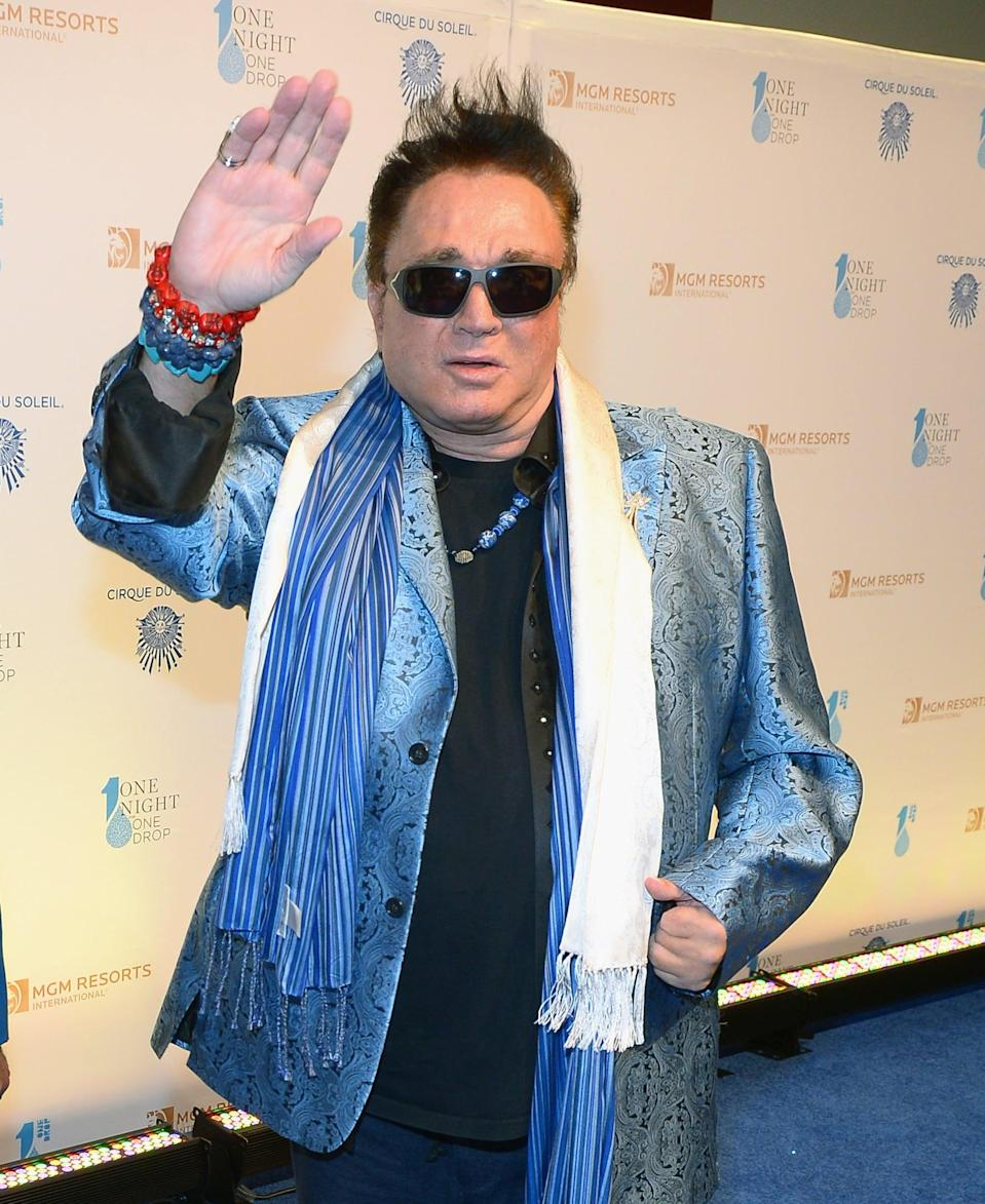 """<p>The legendary illusionist, half of Siegfried & Roy, <span>died of complications from COVID-19</span> in May. He was 75. """"Today, the world has lost one of the greats of magic, but I have lost my best friend,"""" his onstage partner, Siegfried Fischbacher, said in a statement. """"From the moment we met, I knew Roy and I, together, would change the world. There could be no Siegfried without Roy, and no Roy without Siegfried.""""</p>"""