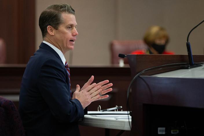 "Chad Poppell, the head of Florida's Department of Children and Families, said Tuesday the agency will institute new policies after a USA TODAY investigation found children were being placed in foster homes where abuse was taking place. ""We did a bad job,"" Poppell said."