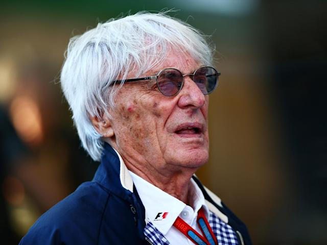 Ecclestone has little to do with the F1 management (Getty)
