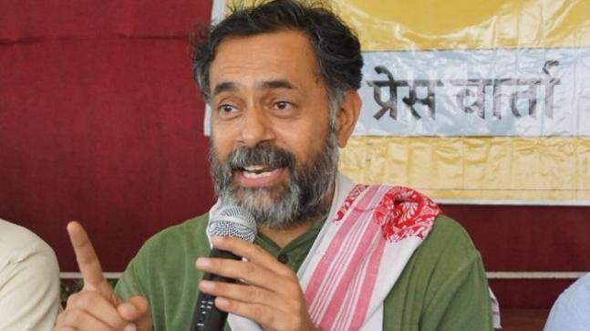 The BJP's Haryana unit has rubbished Swaraj India leader Yogendra Yadav's charge that the Income Tax raid conducted at his sisters' hospital in Rewari was meant to intimidate him.