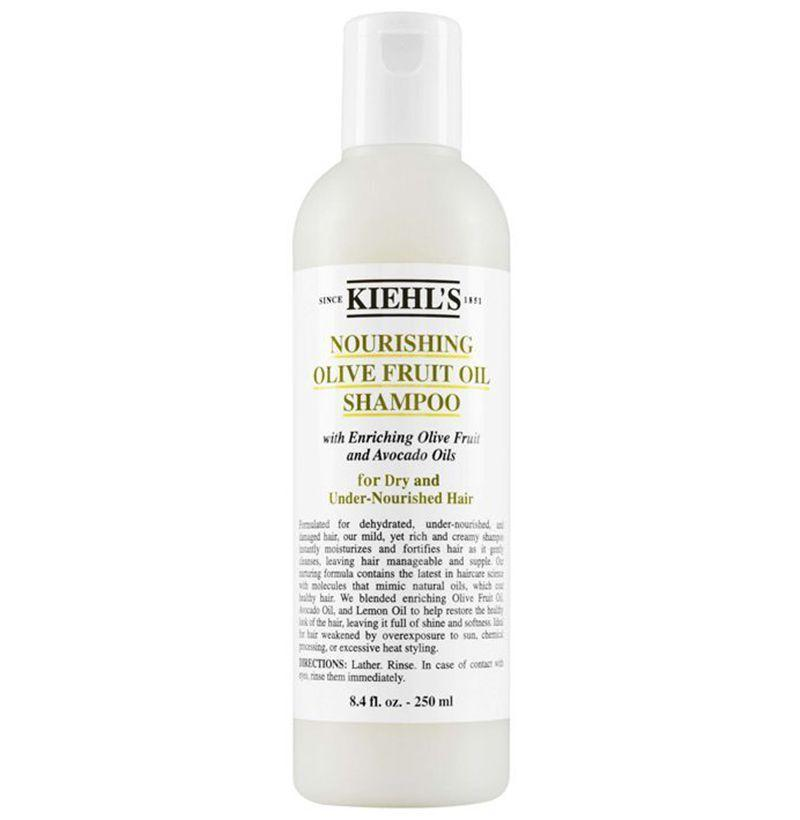 """<p><strong>Kiehl's </strong></p><p>kiehls.com</p><p><strong>$19.00</strong></p><p><a href=""""https://go.redirectingat.com?id=74968X1596630&url=https%3A%2F%2Fwww.kiehls.com%2Folive-fruit-oil-nourishing-shampoo%2F625.html&sref=https%3A%2F%2Fwww.esquire.com%2Fstyle%2Fgrooming%2Fg19504376%2Fbest-shampoos-men%2F"""" rel=""""nofollow noopener"""" target=""""_blank"""" data-ylk=""""slk:Buy"""" class=""""link rapid-noclick-resp"""">Buy</a></p><p>Avocado and olive oil are both well-known for keeping hair and skin silky smooth. Kiehl's light formula does exactly that. </p>"""