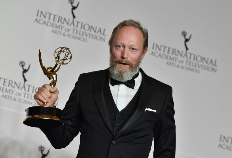 """Lars Mikkelsen won an Emmy in 2018 for his role in """"Ride Upon the Storm"""""""