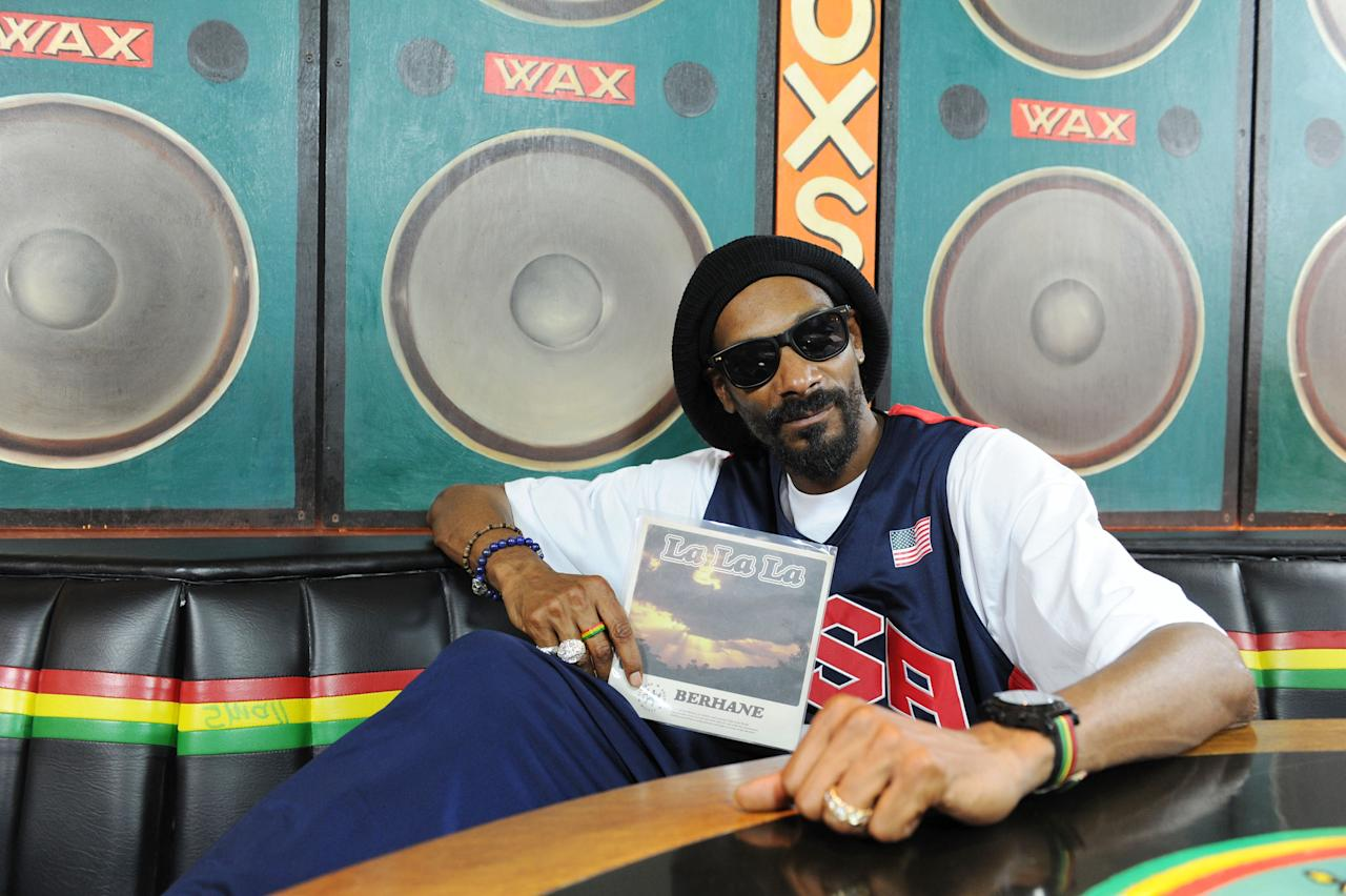 Snoop Dogg Lion Artist Name Changes