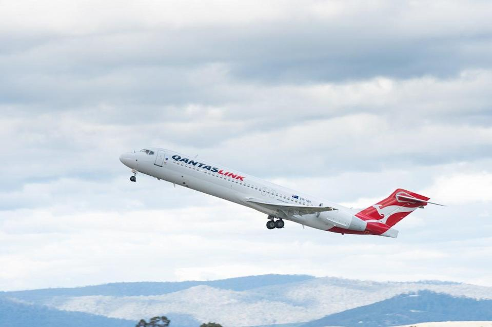 <p>Incident occurred on a QantasLink flight</p> (Getty Images)