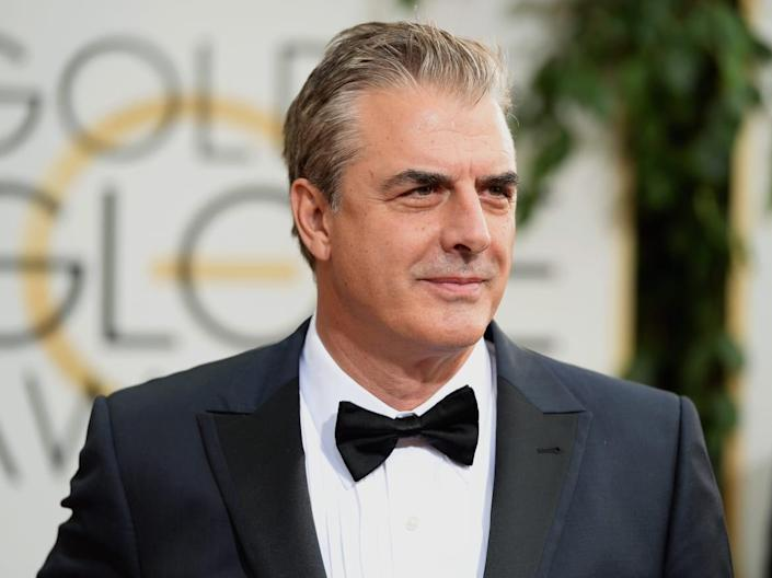 """<div class=""""inline-image__caption""""><p>Mr. Big, played by Chris Noth, will be returning to the <em>SATC</em> franchise.</p></div> <div class=""""inline-image__credit"""">Jason Merritt/Getty</div>"""