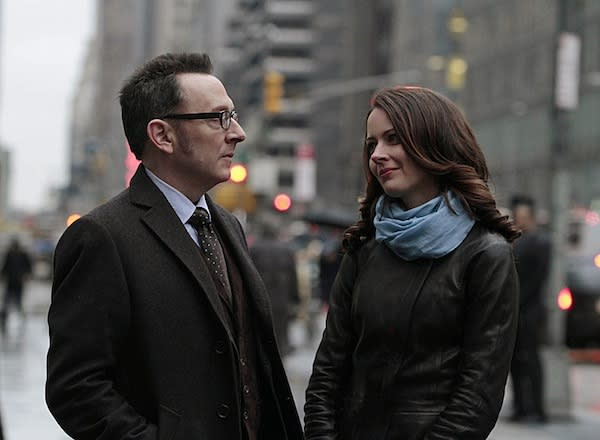 Person of Interest Hot Shots: Amy Acker and Sarah Shahi Return, as The Machine Bugs Out