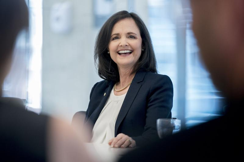 Trump's Fed Pick Judy Shelton Cast Doubt on Central Bank Independence