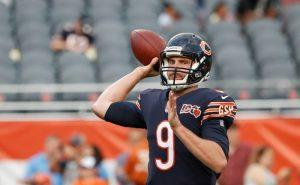 Tyler Bray do Chicago Bears