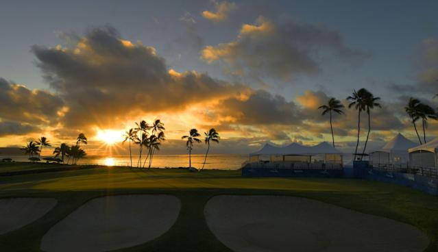Tee times and viewer's guide for the 2019 Sony Open in Hawaii at Waialae C.C.