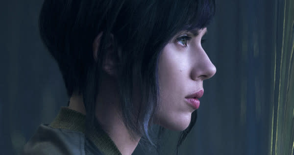 """There's major controversy over Scarlett Johansson's """"Ghost in the Shell"""" character"""