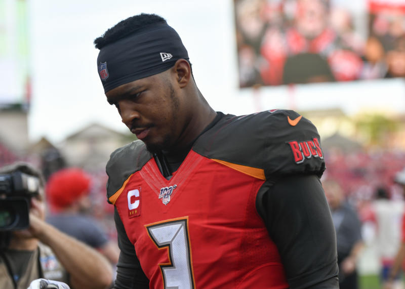 Even if the Tampa Bay Buccaneers bring back Jameis Winston, they might have to think about his successor. (Photo by Roy K. Miller/Icon Sportswire via Getty Images)