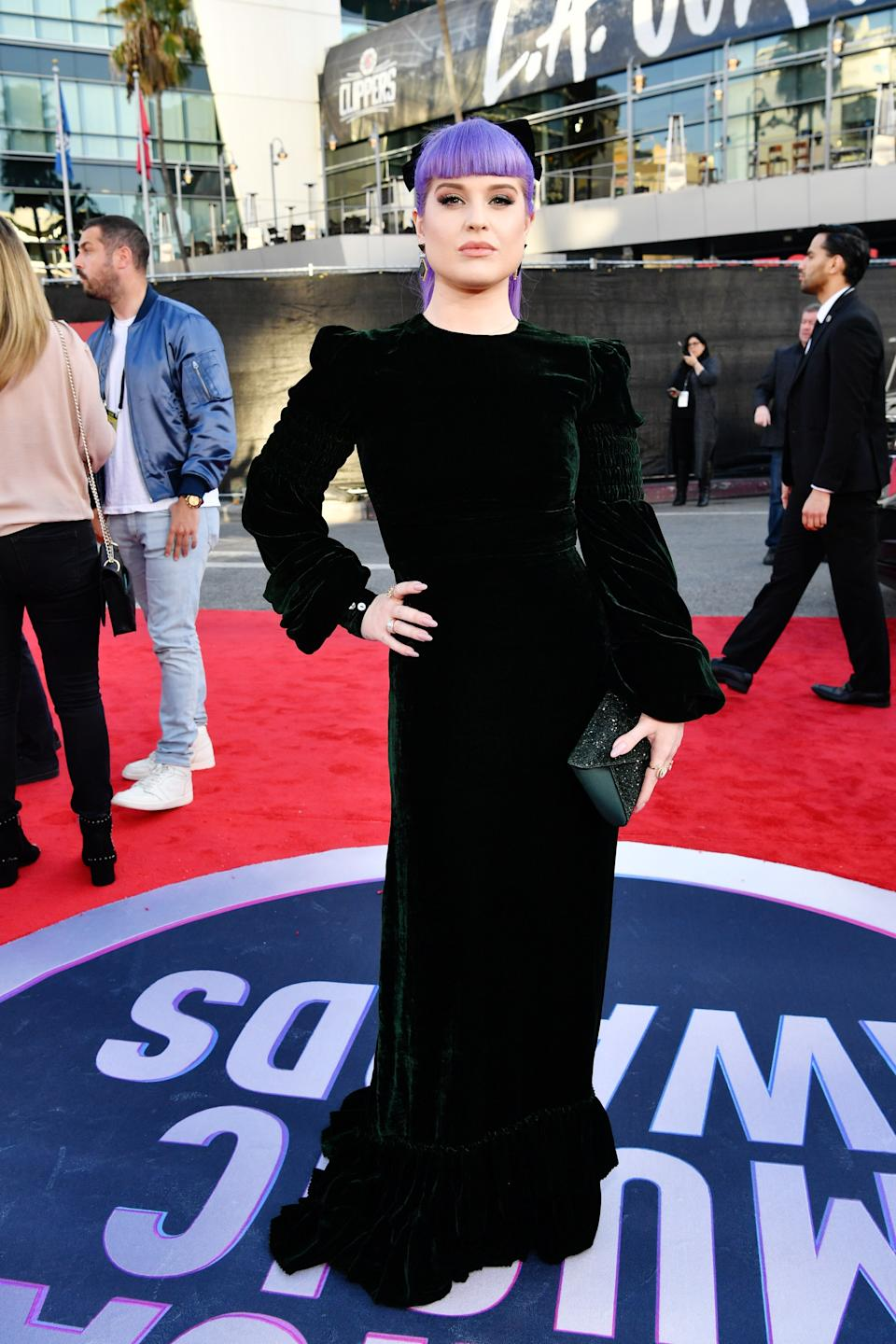 """<h1 class=""""title"""">Kelly Osbourne</h1><cite class=""""credit"""">Photo: Getty Images</cite>"""