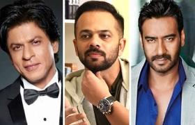 How Ajay Devgn and SRK similar? Not Kajol but Rohit Shetty has the answer