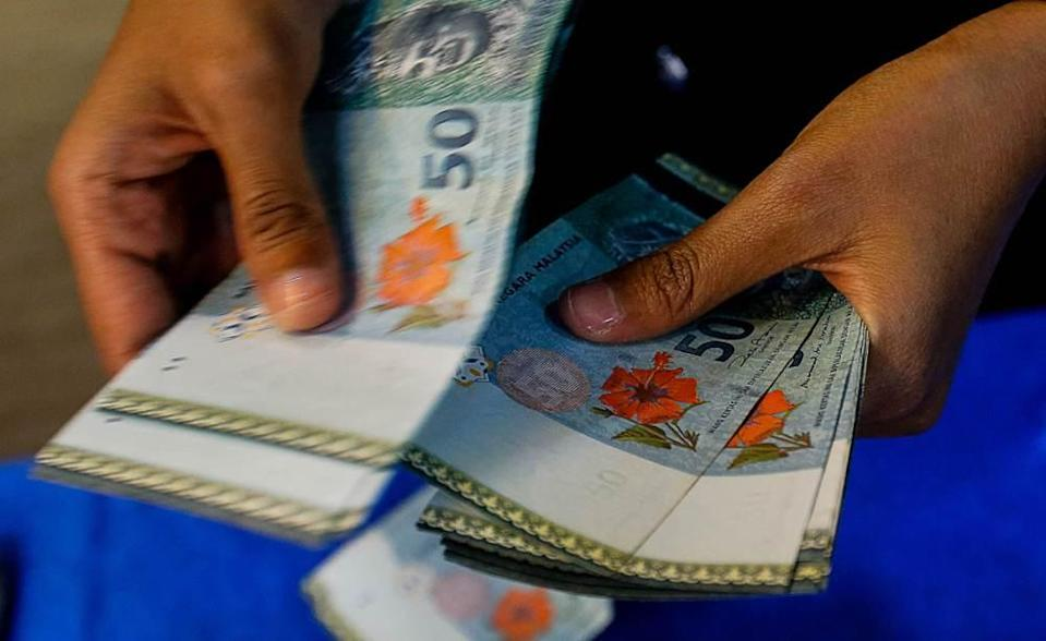 The Bill seeks to increase the minimum debt threshold, for the presentation of a bankruptcy petition, from RM50,000 to RM100,000. ― Picture by Sayuti Zainudin