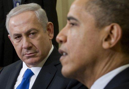 Netanyahu dismissed accusations that he is trying to paint Obama as weak on Iran