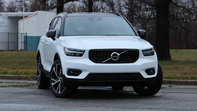Stylish, practical, and eminently likable, the XC40 is a winner.