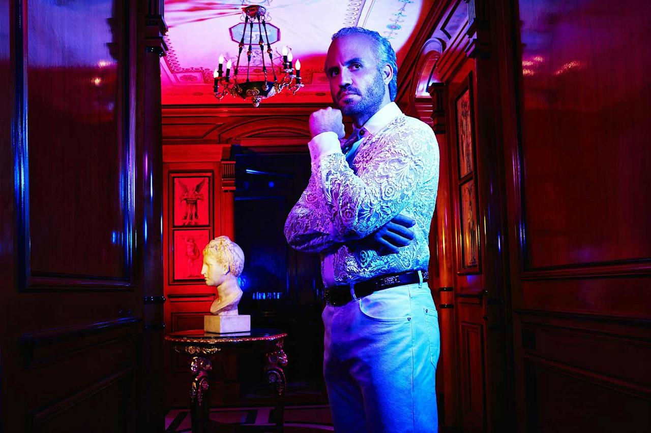 Gianni Versace, American Crime Story: Drama about murder revives fascination with fashion icon's death