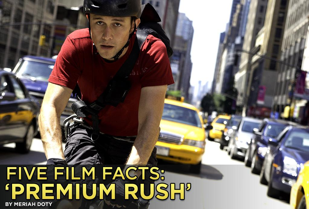 """<b>Capturing Subculture</b><br> <br> Joseph Gordon-Levitt says starring in """"<a href=""""http://movies.yahoo.com/movie/premium-rush/"""">Premium Rush</a>""""  was """"not just satisfying, [it was] big-smile-on-my-face fun."""" It's no  wonder since he and his fellow castmates essentially rode bikes through  New York City the whole time during filming. Portraying a savvy New York  bicycle messenger required a great amount of research into the  subculture of biking. Gordon-Levitt, along with everyone else who worked  on the film, spent significant time with real bike messengers.<br> <br> Click to learn more about the making of """"Premium Rush,"""" in theaters this weekend."""