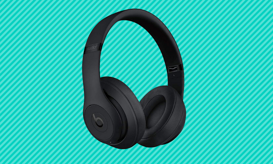 This is the all-time lowest price ever on the Beats Studio3 headphones! Ever! (Photo: Amazon)