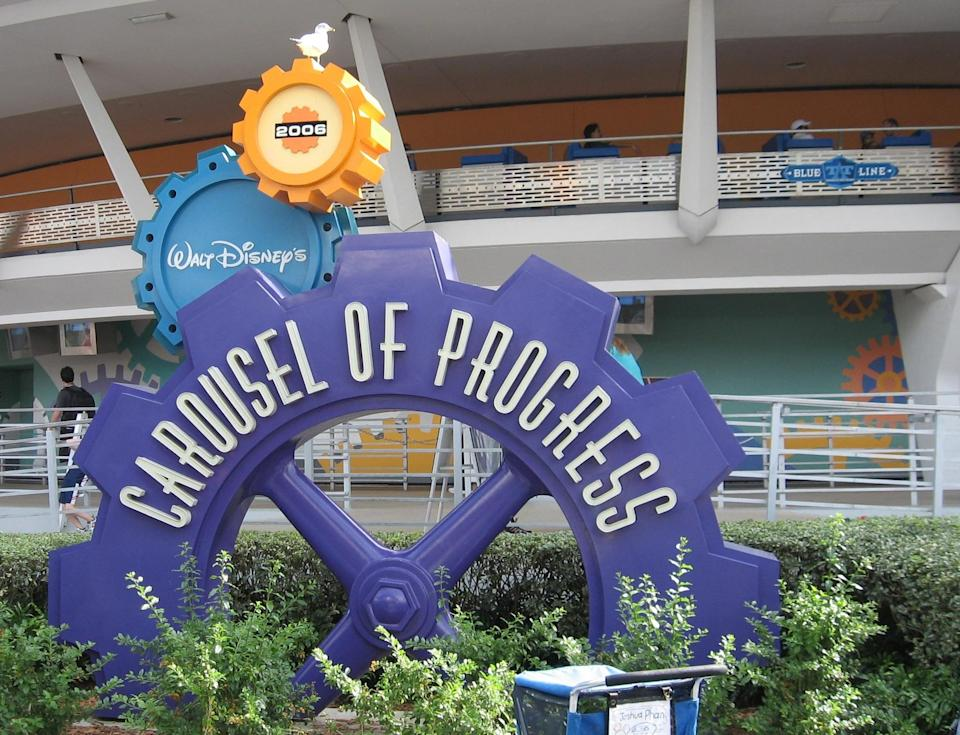 """<p>""""Knowing which rides at each park usually have short waits to get on, and also somewhat lengthy duration are a great way to give you and your feet a break: <strong> Magic Kingdom</strong>: Carousel of Progress, People Mover, <strong>Epcot</strong>: Ellen's Energy Adventure, Living with the Land boat ride, <strong>Hollywood Studios</strong>: Indiana Jones Stunt Spectacular, Lights Camera Action Stunt Show, <strong> Animal Kingdom</strong>: Wildlife Express Train."""" - <a href=""""http://www.quora.com/Tom-Nikl"""" class=""""link rapid-noclick-resp"""" rel=""""nofollow noopener"""" target=""""_blank"""" data-ylk=""""slk:Quora user Tom Nikl"""">Quora user Tom Nikl</a></p>"""