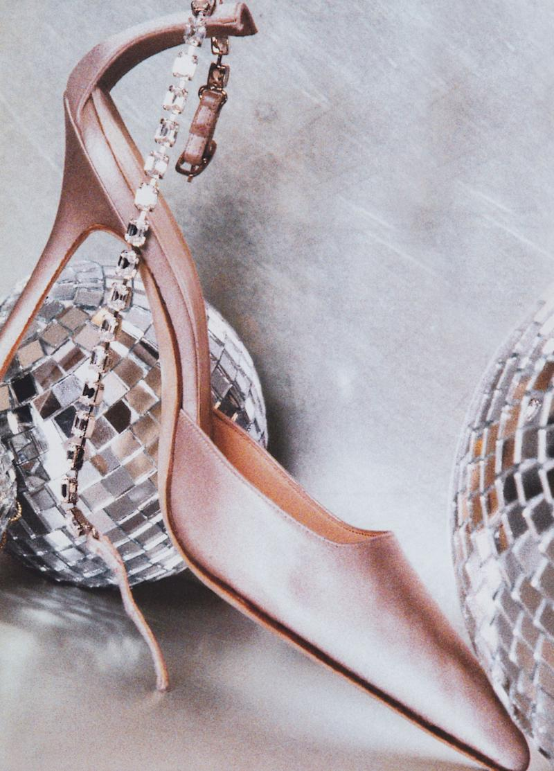 9cb304a5e8 These Slinky Heels Are So Chic, You'll Even Want to Wear Them in Winter