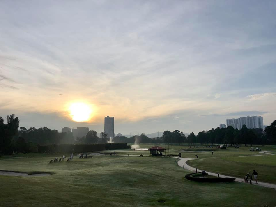 Those who had visited Royal Selangor Golf Club on December 20 are advised to get tested. — Picture via Facebook