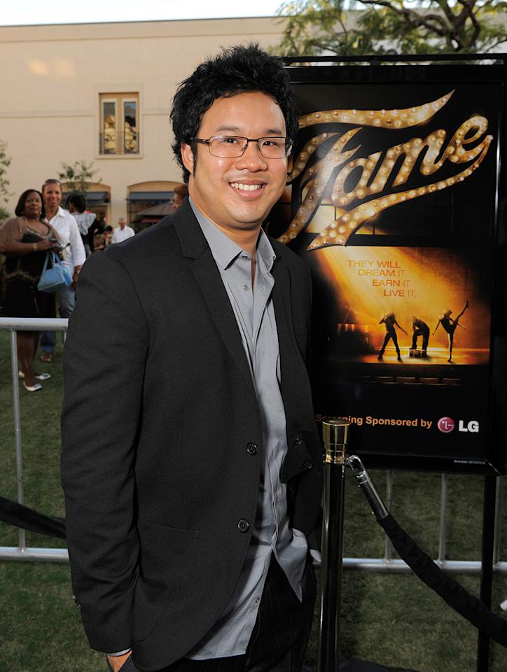 "<a href=""http://movies.yahoo.com/movie/contributor/1809901442"">Kevin Tancharoen</a> at the Los Angeles premiere of <a href=""http://movies.yahoo.com/movie/1810033914/info"">Fame</a> - 09/23/2009"