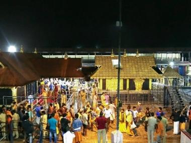 Sabarimala row: Kerala HC tells police to investigate circular BJP issued to cadre, orders govt to explain imposition of Section 144