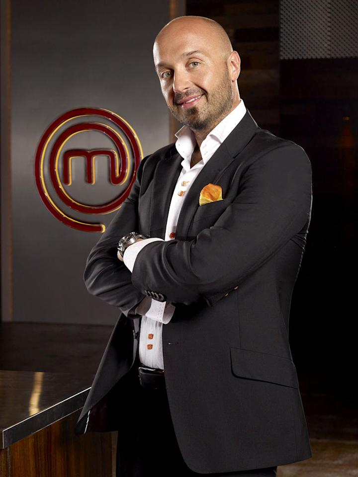 "Restaurateur and wine maker Joe Bastianich is a judge on ""Masterchef."""