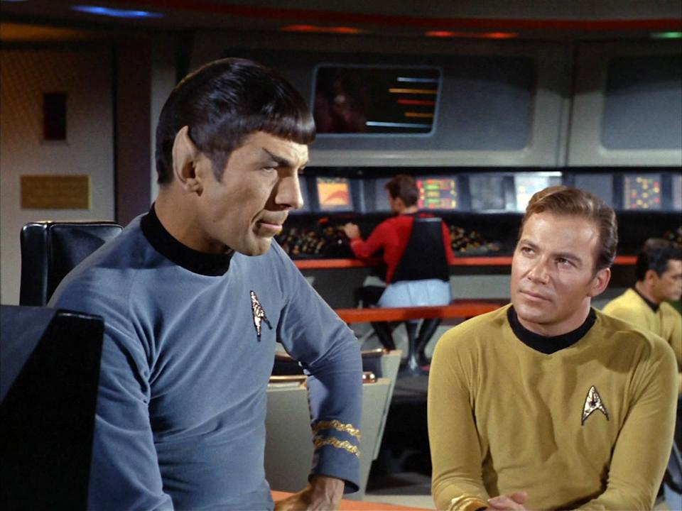 One of the longest-standing TV feuds, 'Star Trek' actors William Shatner and Leonard Nimoy were no fans of one another on the set of the sci-fi show, as the Captain Kirkactor was jealous of his co-star's fanmail, particularly from female viewers. <br /><br />He was also unimpressed with the way both their characters were portrayed, growing concerned that Spock outshone his own role.