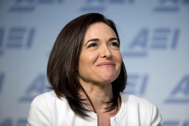 <p>No. 5: Sheryl Sandberg, COO, Facebook<br><em>Fortune</em> reports Facebook's 2016 ad revenue growth pushed stock price to a new high under the 48-year-old, rising 57 per cent to $26.9 billion.<br>Company Financials (2016, or most recently completed fiscal year)<br>Revenues ($M) 27638<br>Profits ($M) 10217<br>Market Value as of 9/14/17 ($M) 496501.4<br>(Canadian Press) </p>