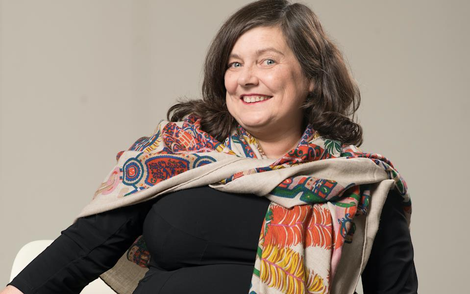 Anne Boden, CEO of Starling Bank. Photo: Starling Bank