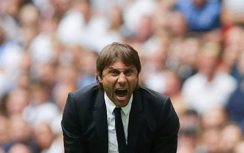 Conte turned Chelsea into title winners but soon fell out with the club's hierarchy - Credit: AFP